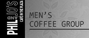 Mens Coffee Group - Gateways CF